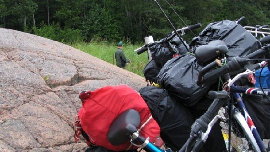 Rimgaudinės atradimas (dviračiais)