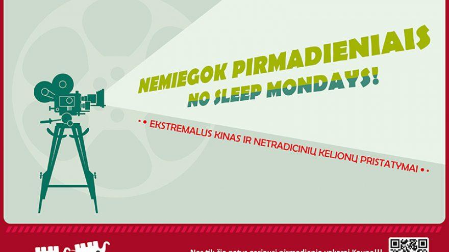 Nemiegok pirmadieniais