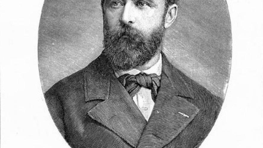 Édouard'o François André parkai