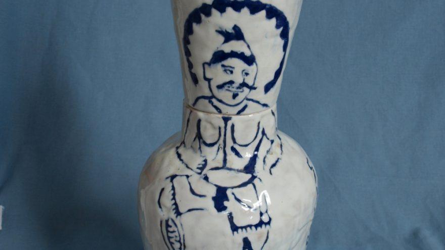 Roko Dovydėno keramikos kūrinių paroda