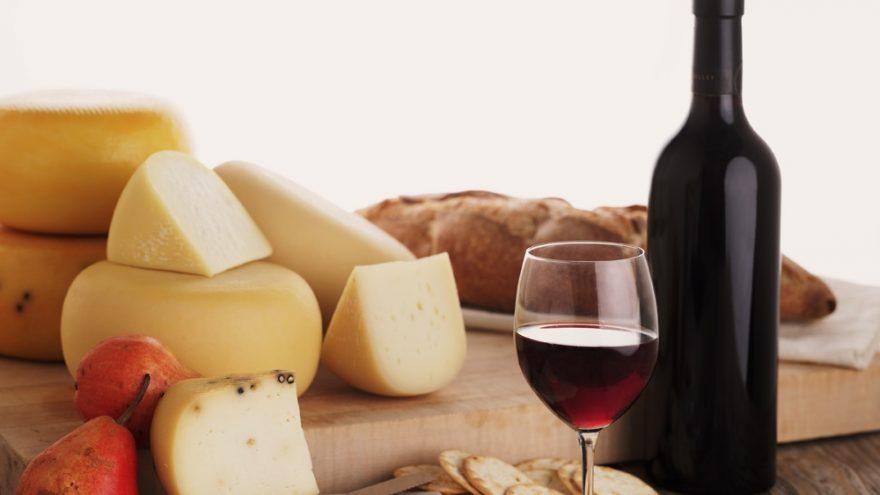 """Degustacija """"Vynas ir sūris"""""""