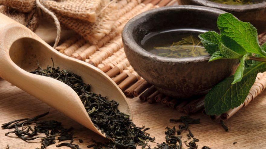 Kolekcinių žaliųjų ir baltųjų arbatų degustacija