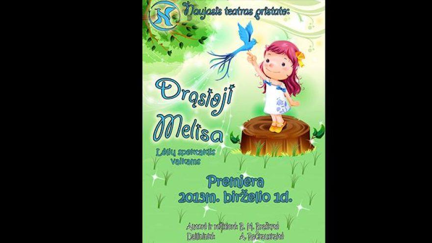 Drąsioji Melisa