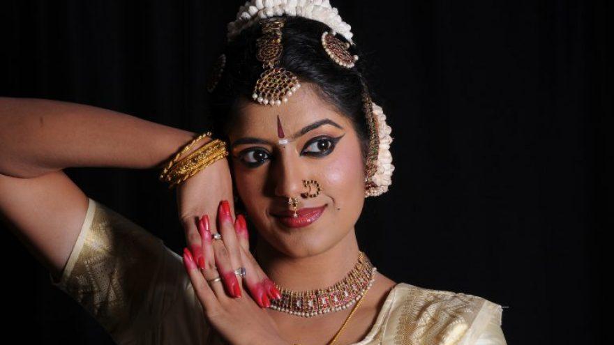 Shilpa Nanjappa bharatanatyam šokio dirbtuvės