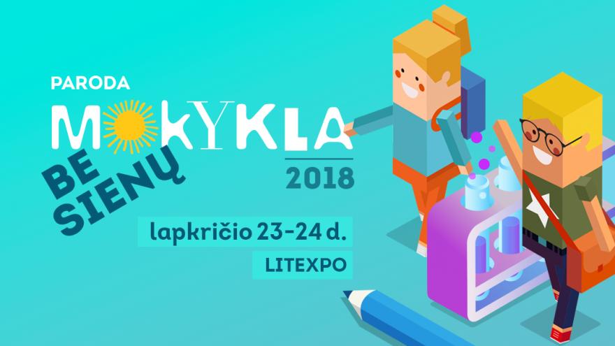 Paroda MOKYKLA 2018