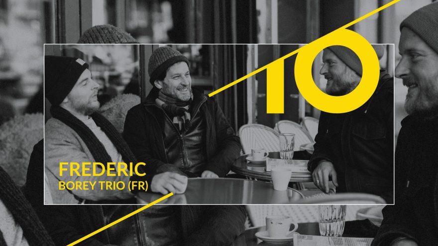 Frederic Borey Trio (FR) koncertas   Jazz