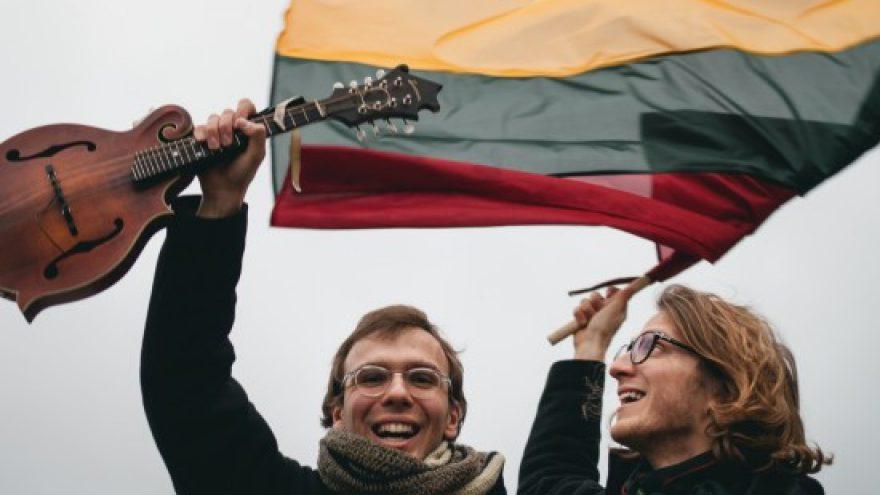 """(Perkeltas) KŪJELIAI – koncertas """"Švęskime laisvę"""""""