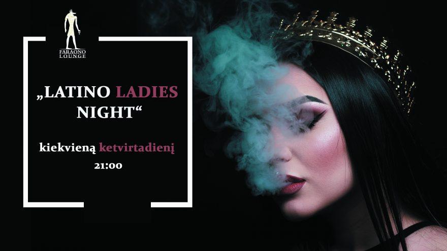 """Latino Ladies Night"""