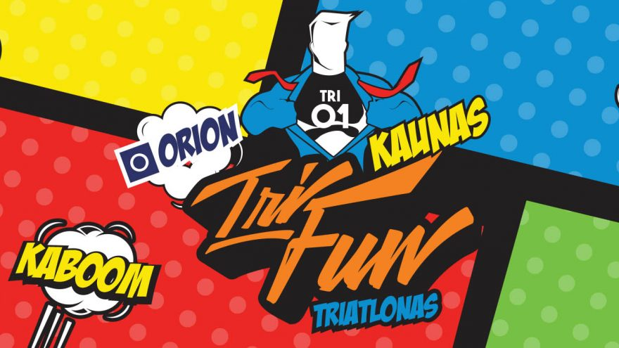 Kauno triatlonas 2017 Orion Tri-Fun