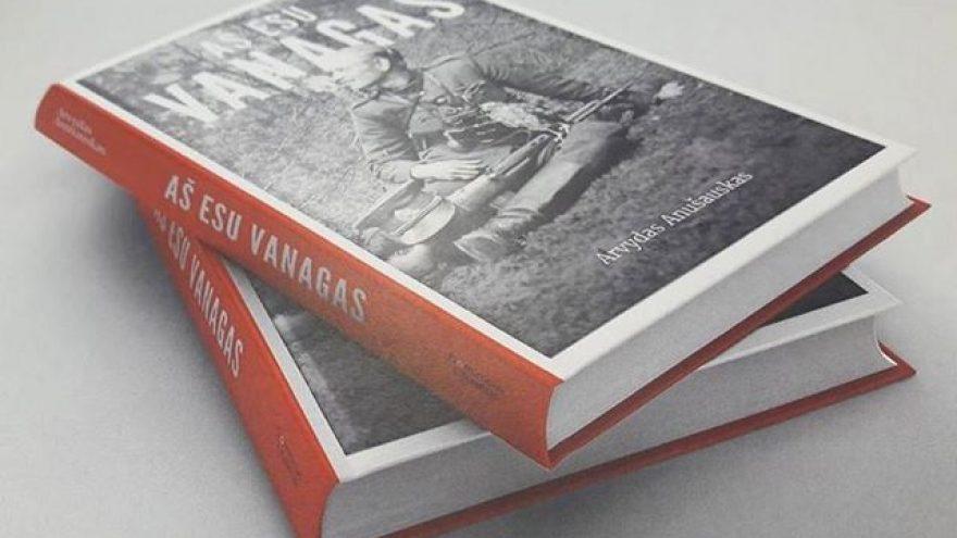 """Arvydo Anušausko monografijos """"Aš esu Vanagas…"""" pristatymas"""