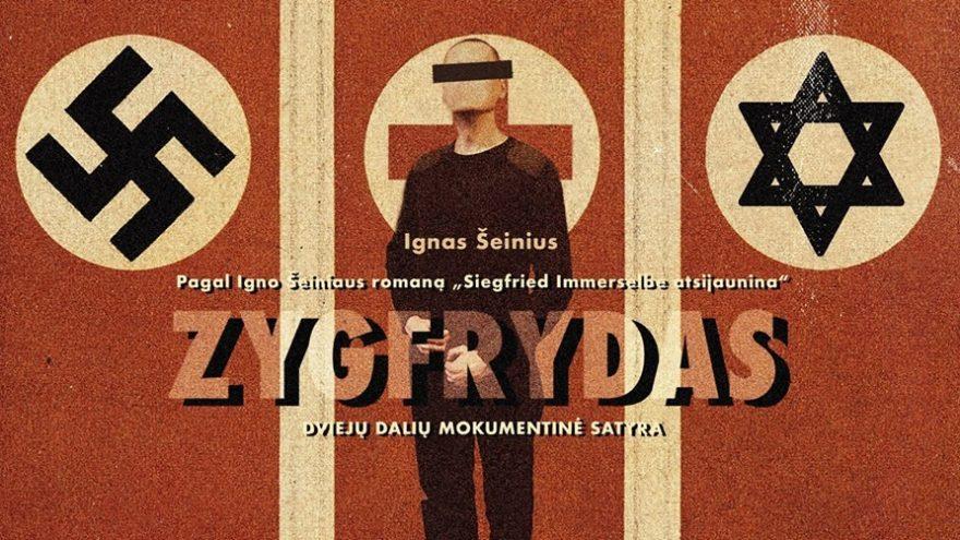 "Spektaklis ""Zygfrydas"" | Vilnius"