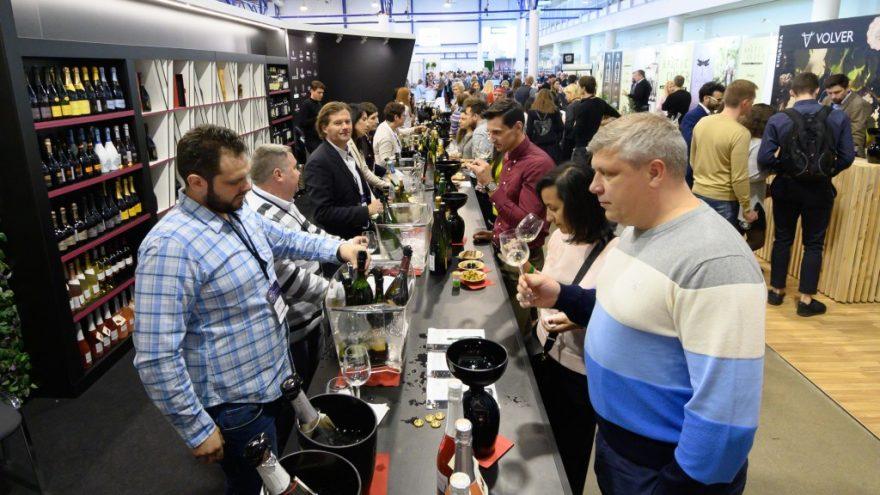 Didžiausia vyno paroda Baltijos šalyse VYNO DIENOS