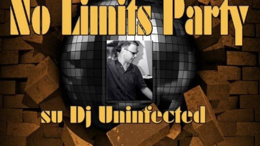 No Limits Party su Dj Uninfected @ Brandy Lounge