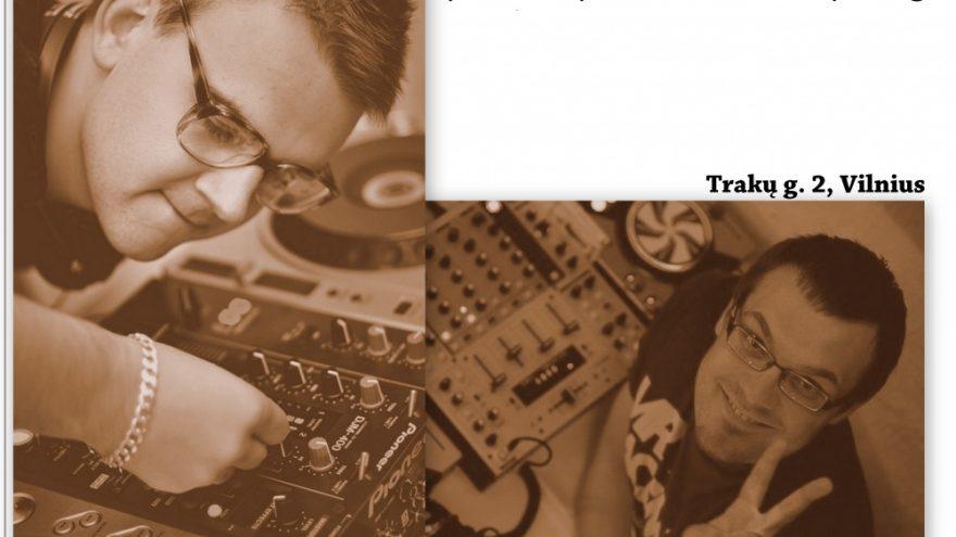 DJ DARIX & DJ UNINFECTED @ BRANDY LOUNGE