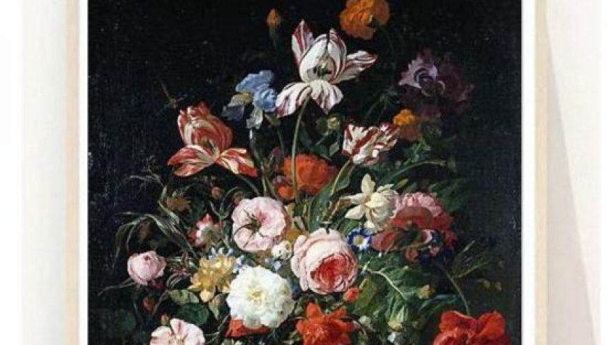 """Petro Šmito paskaita """"Žavioji Olandų tapyba – XVII a. – XVIII a. pirma pusė"""""""
