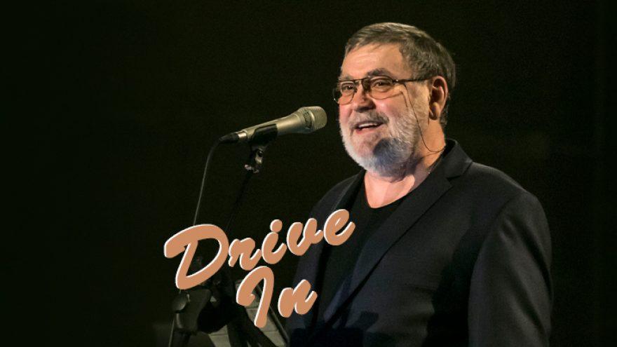 Drive In: Kostas Smoriginas | Geriausios dainos Bistrampolio aerodrome