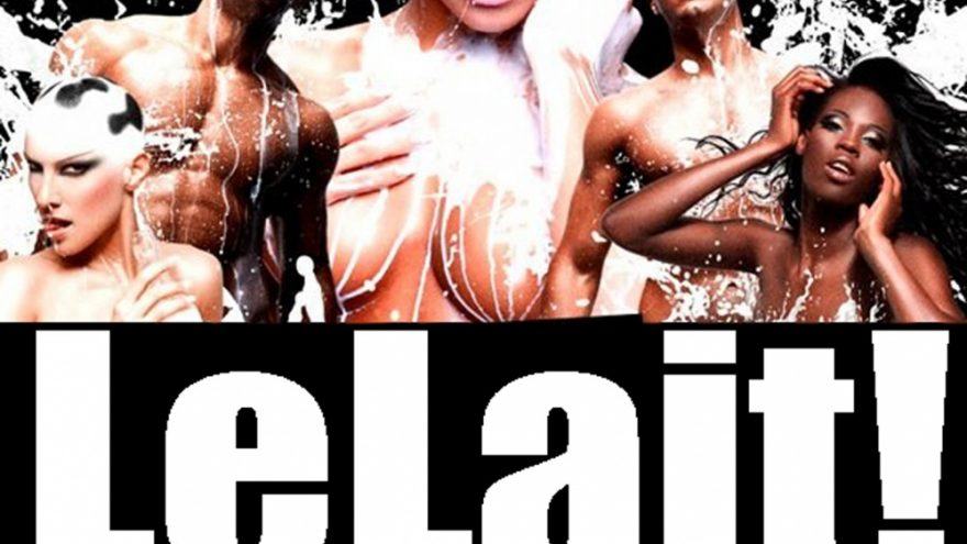 """LeLait!"" The Fashion White Party @ Men's Factory"