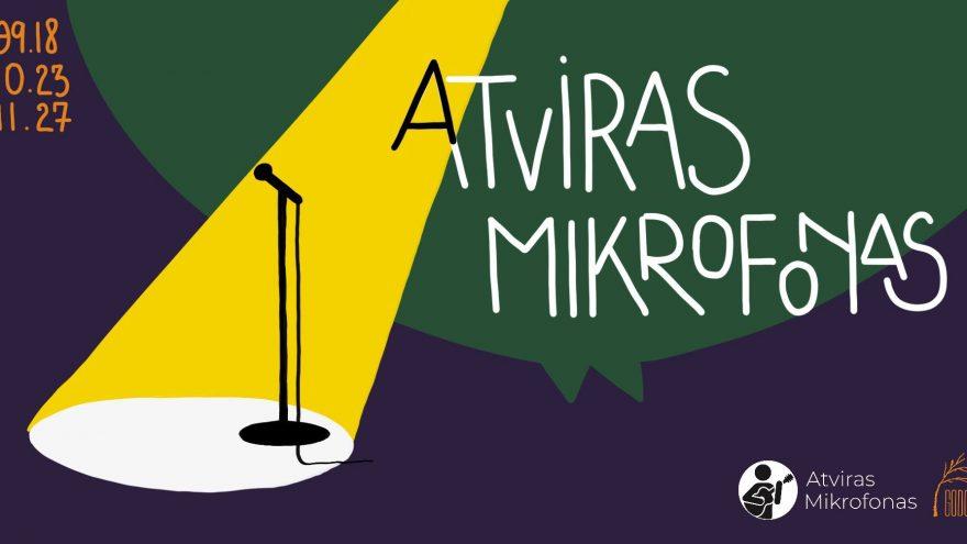 Atviras mikrofonas