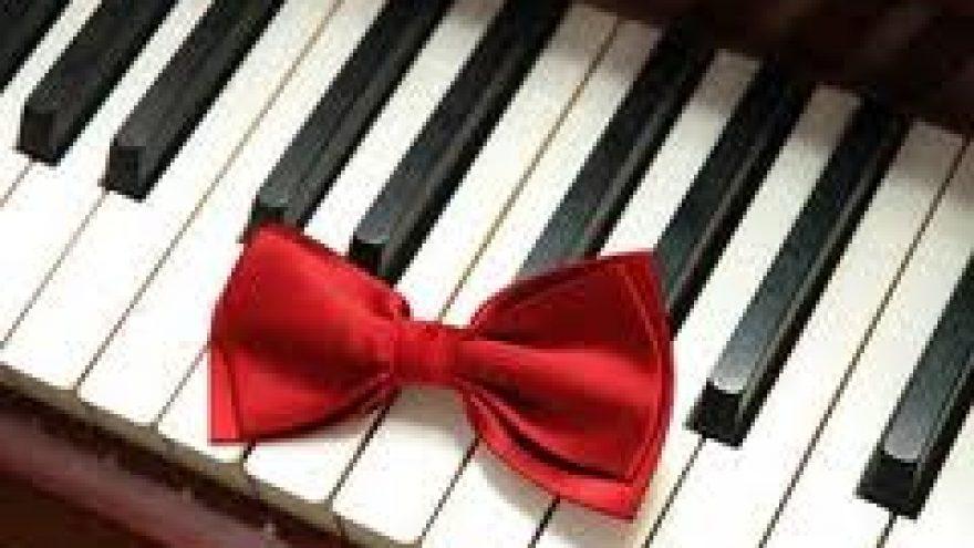 Pianino vakaras!