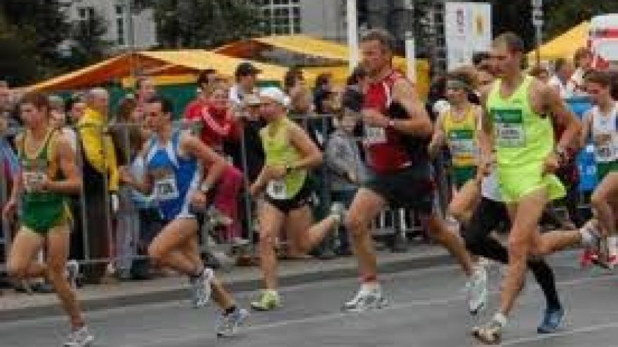 Tradicinis bėgimas Jonavoje