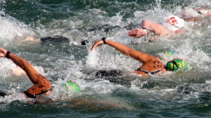 Pusės paros (12 val.) plaukimo maratonas