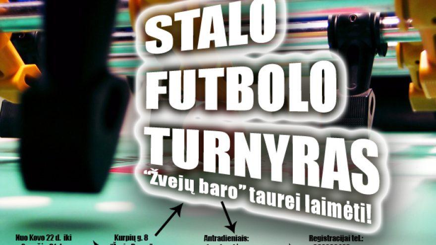 """STALO FUTBOLO TURNYRAS """"Žvejų baro"""" taurei laimėti!"""