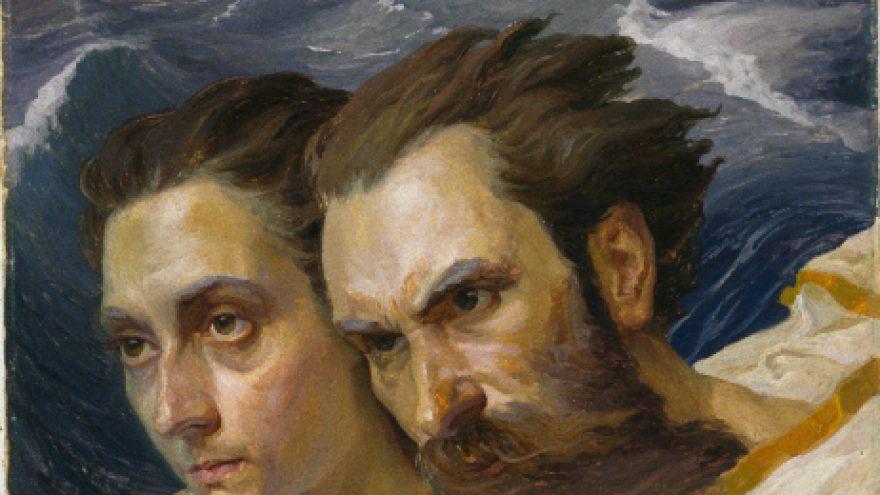 """Adomo Varno paroda """"Tarp figūros ir gamtos"""""""