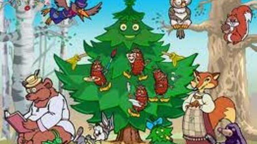 Lik sveika, Kalėdų eglute