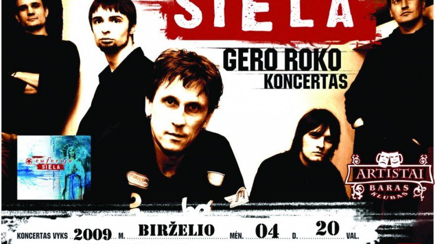 """""""Sielos"""" koncertas"""
