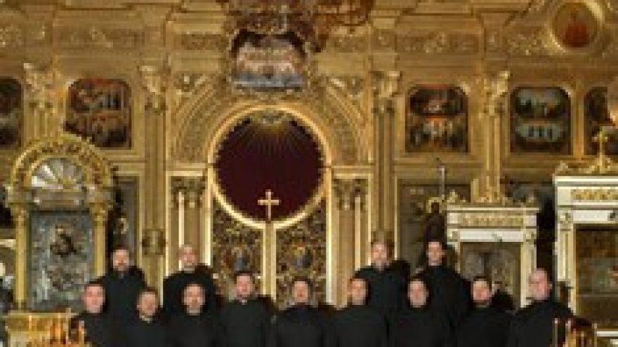 Maskvos patriarchato choras DREVNERUSSKIJ RASPEV