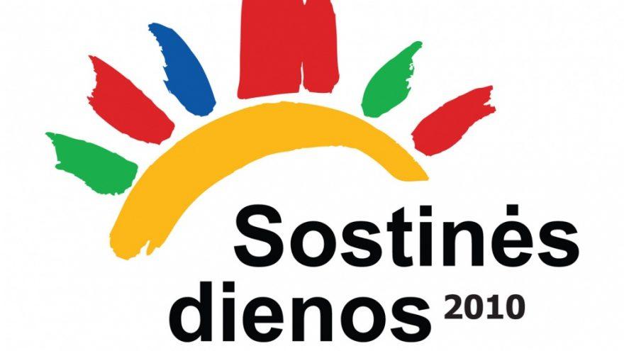 SOSTINĖS DIENOS 2010