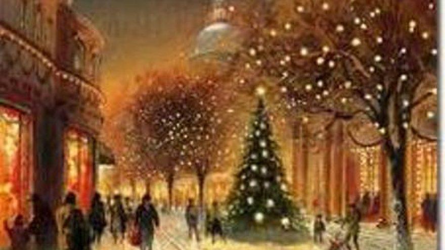 Kalėdinis koncertas Šv.Jonų bažnyčioje