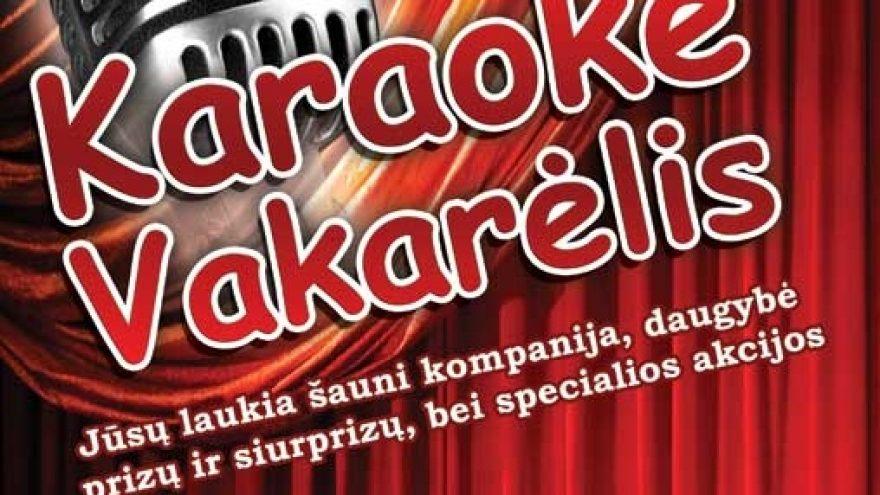 Karaoke vakarėlis