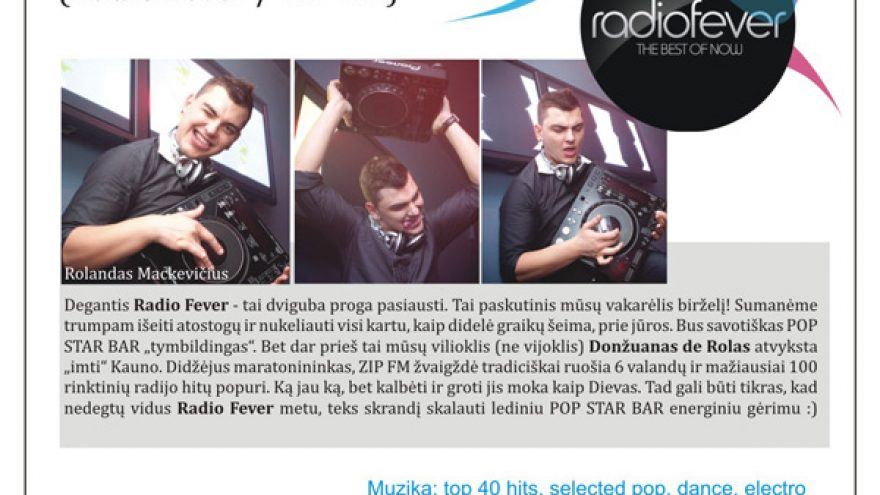 RADIO FEVER: THE BEST OF NOW