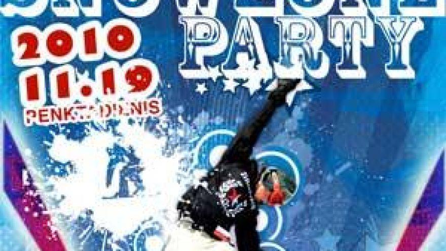 Extreme SnowZone Party