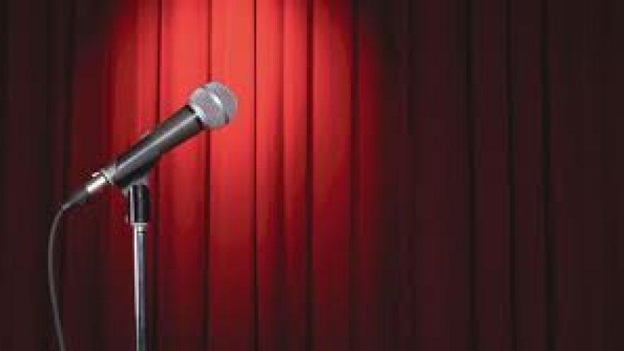 Stand-up comedy. Eik tu šokt!