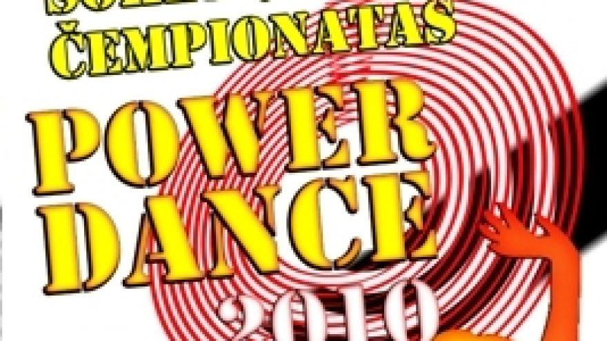 Power dance 2010