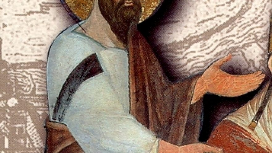 Paskaita apie Šv.Pauliaus atvaizdo istoriją