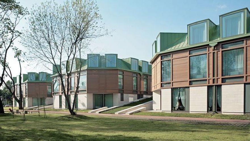 Šiuolaikinės Sankt-Peterburgo architektūros paroda