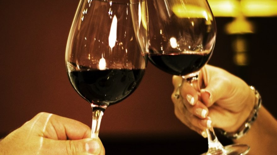 Vynas ir muzika…