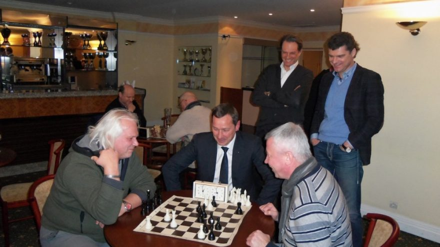 ŽAIBO šachmatų turnyrai