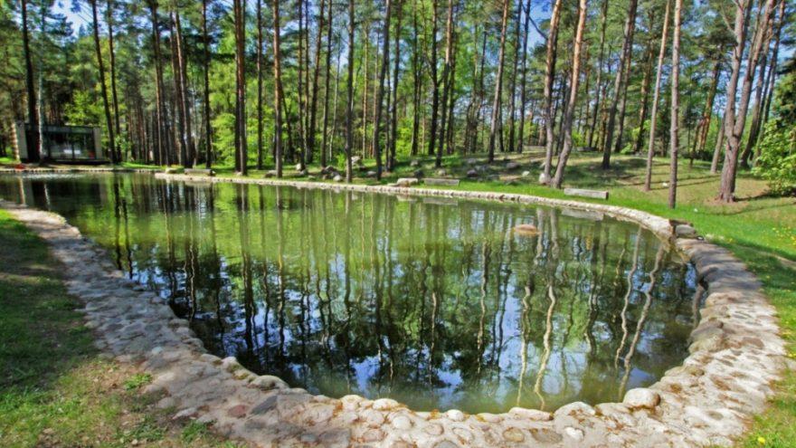 Vasaros sezono atidarymas unikaliame Anupriškių parke