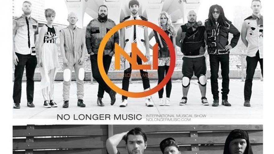 NO LONGER MUSIC NUTEKI (Teatralizuotas koncertas)