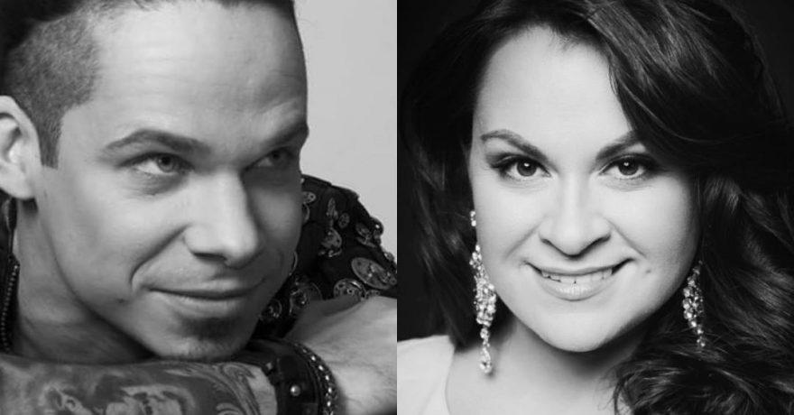 Evelina Sašenko ir Jeronimas Milius LVSO Vasaros festivalyje nukels į filmų pasaulį