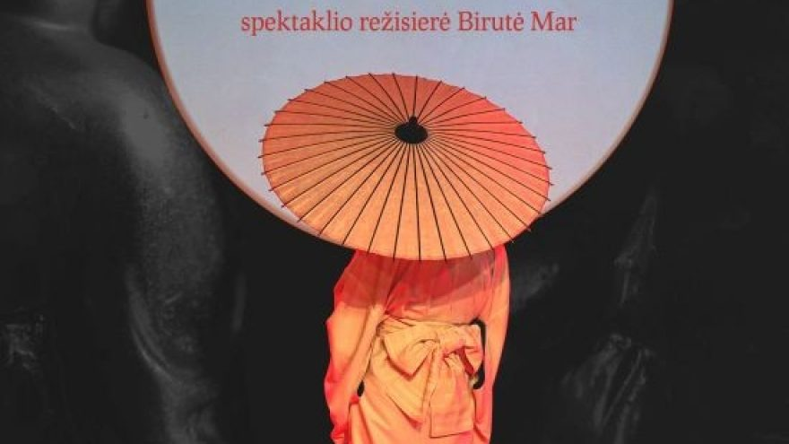 "PREMJERA! Spektaklis ""BUDA PALĖPĖJE"" J. Otsuka romano motyvais, rež. Birutė Mar"