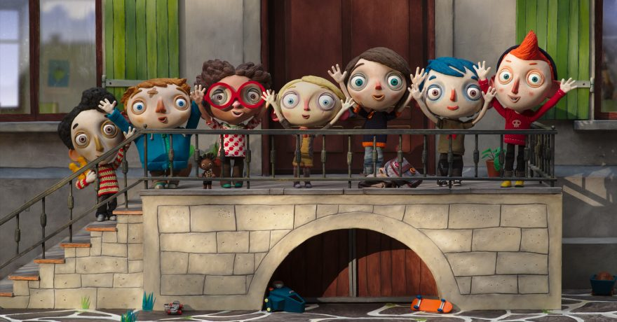 """Specialus filmo """"Moliūgėlio gyvenimas"""" seansas ir diskusija – kad vaikai augtų laimingi"""
