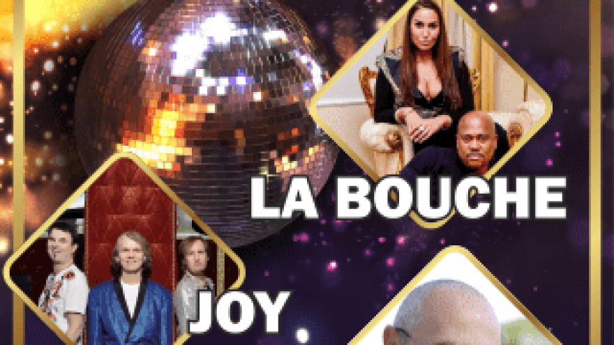 BEST OF 90'S: LA BOUCHE, JOY, SAVAGE