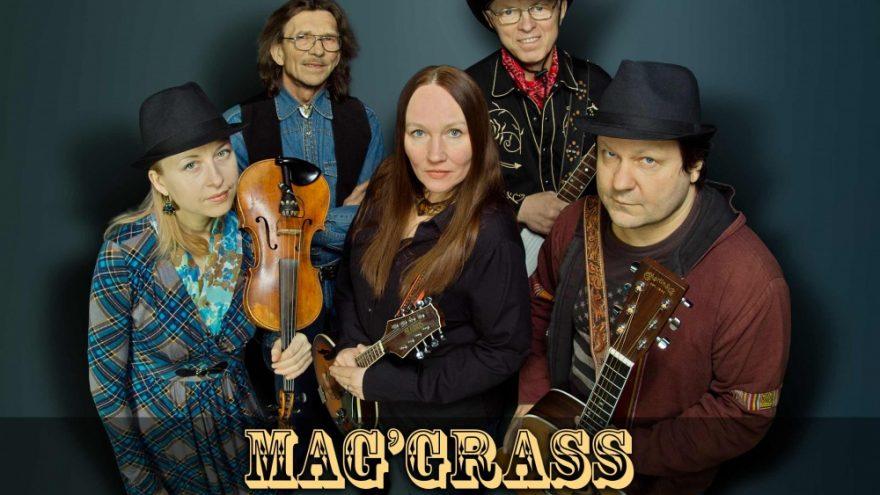 """Grupė """"MAG'Grass"""" @ pub ARTISTAI"""