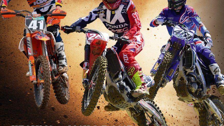 MXGP OF LATVIA, Solo Motocross World Championship 2017
