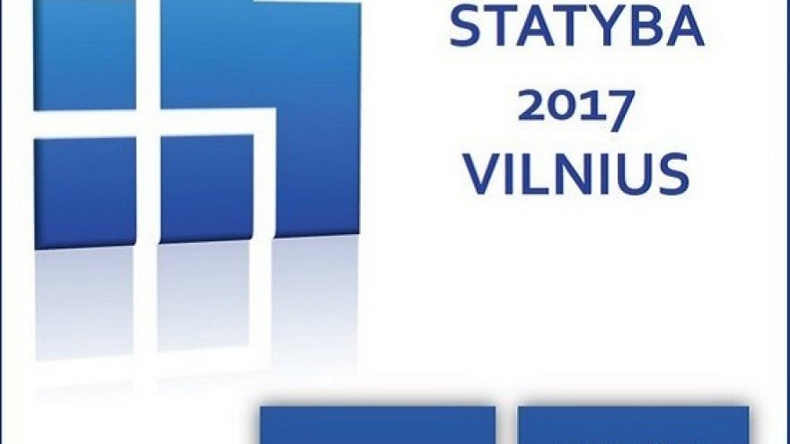 """Konferencija """"Skaitmeninė statyba 2017. Vilnius"""""""